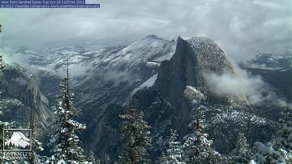 sentinel dome webcam